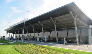 Flughafen in Prishtina